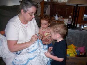 Whatcha Doin Granny Frani