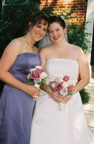 My Best Friend and Matron of Honor