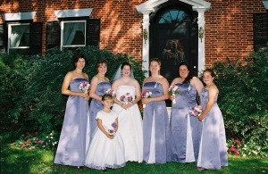 Girly Side of the Wedding Party