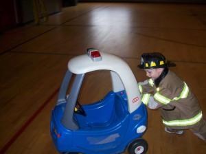 Fireman Burke