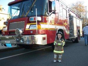 Fire Man Burke