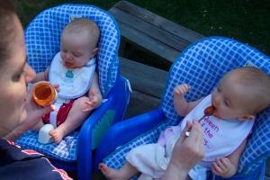 Double Feeding