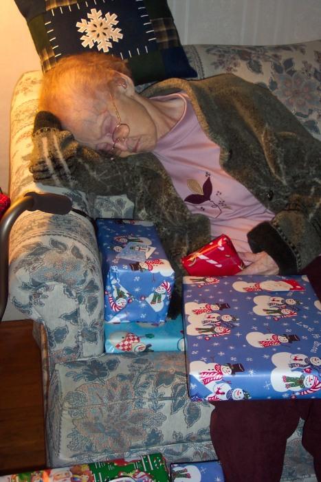 Grandma - Christmas 2005