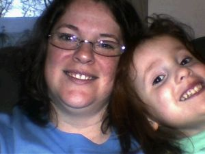 Mommy and Maggie