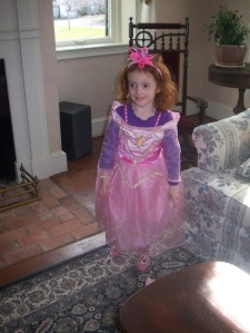 Birthday Present - Sleeping Beauty Outfit