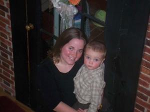 Aunt Meghan and Logan