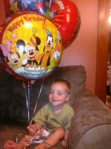 Logan's Balloons